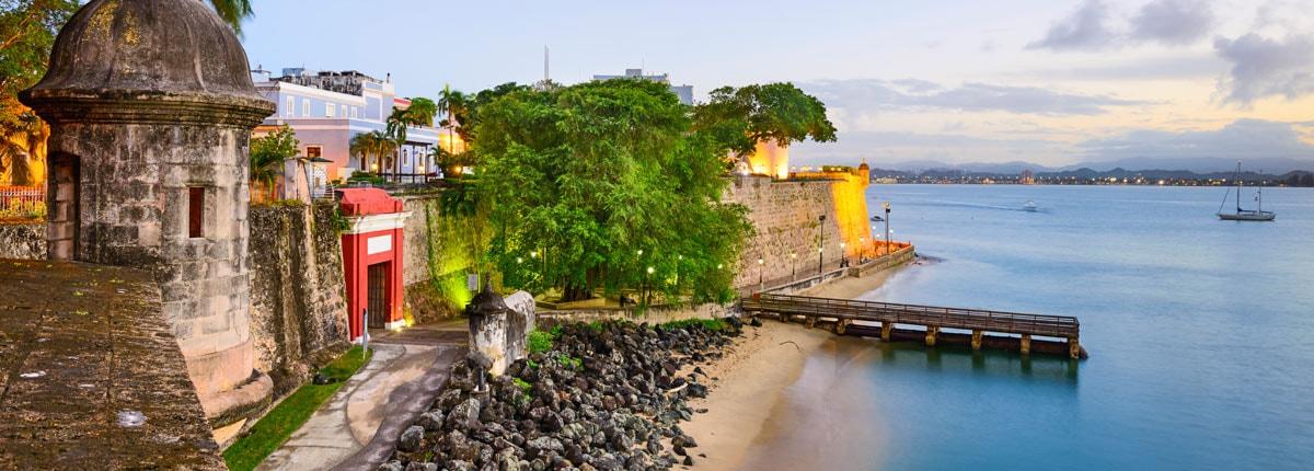 Cruises From San Juan Puerto Rico Vacations Carnival