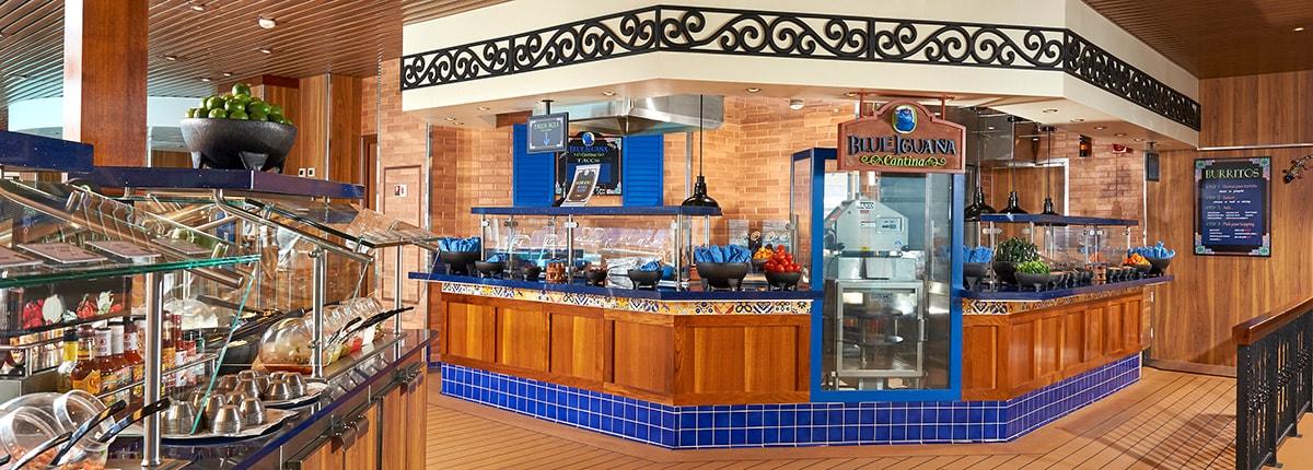 blueiguana cantina restaurant