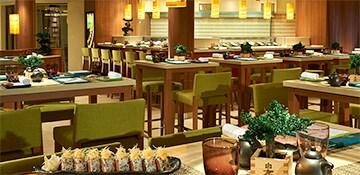 Enjoy sushi onboard Carnival Cruise Line