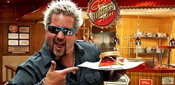 Guy's Burger Joint - Guy Fieri