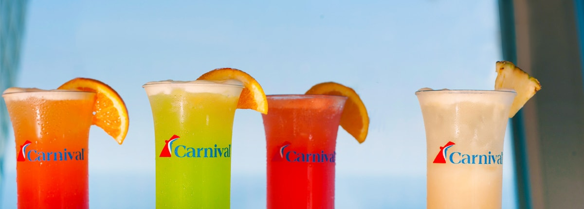 Carnival's mixology competition