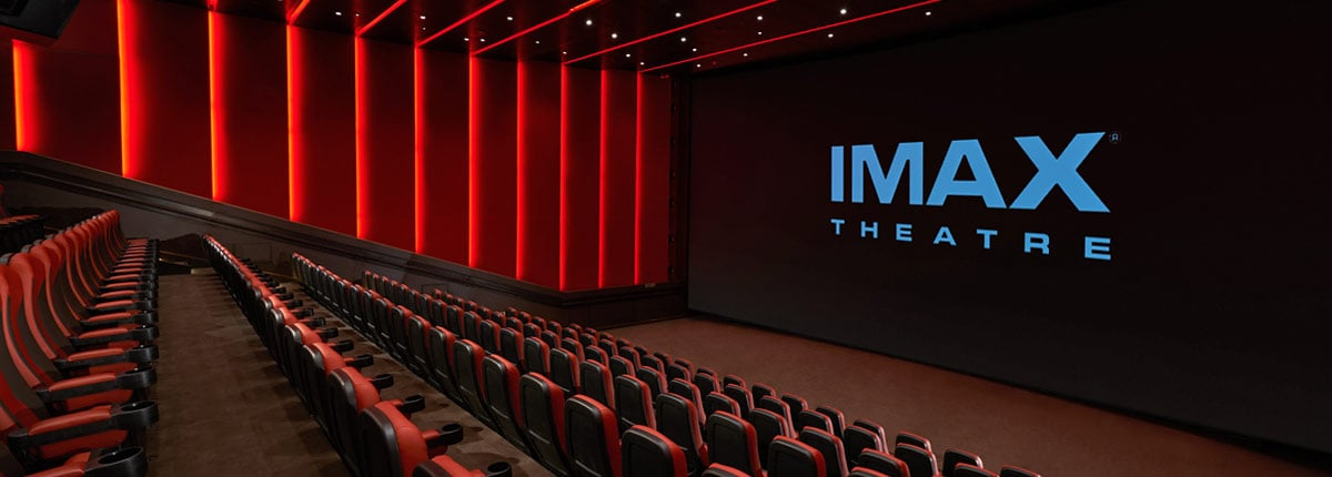 take advantage of the carnival cruise imax theatre
