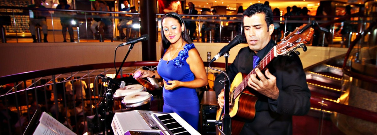 watch live music on carnival cruises