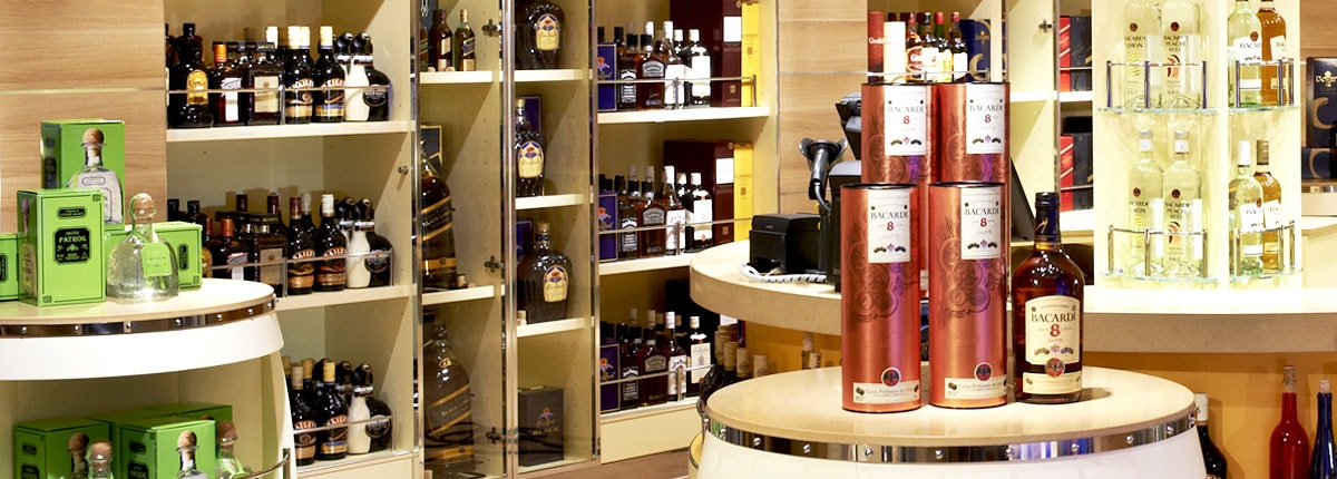 Liquor Wine Amp Spirits The Fun Shops Carnival Cruise Line