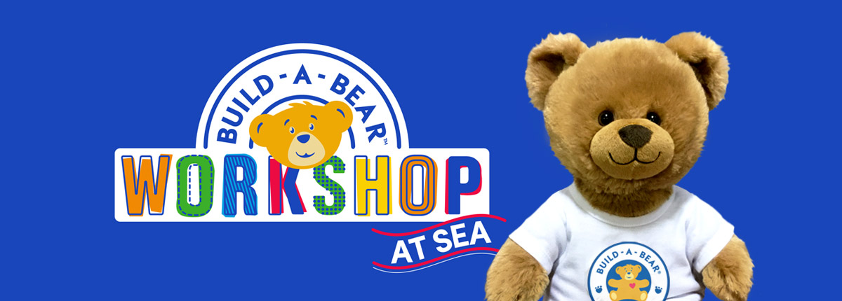 Build A Bear Workshop At Sea Carnival Cruise Line