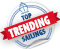 top trending sailings
